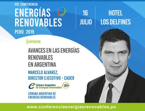 Avances de las Energías Renovables en Argentina