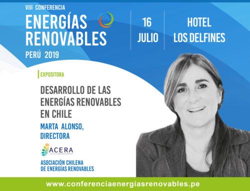 Chile, líder en energías renovables y transformación del modelo energético en Latinoamérica